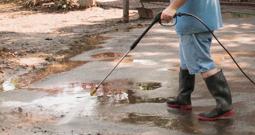 Garden Help - Powerwash